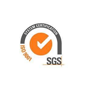 SGS ISO 9001 Certification